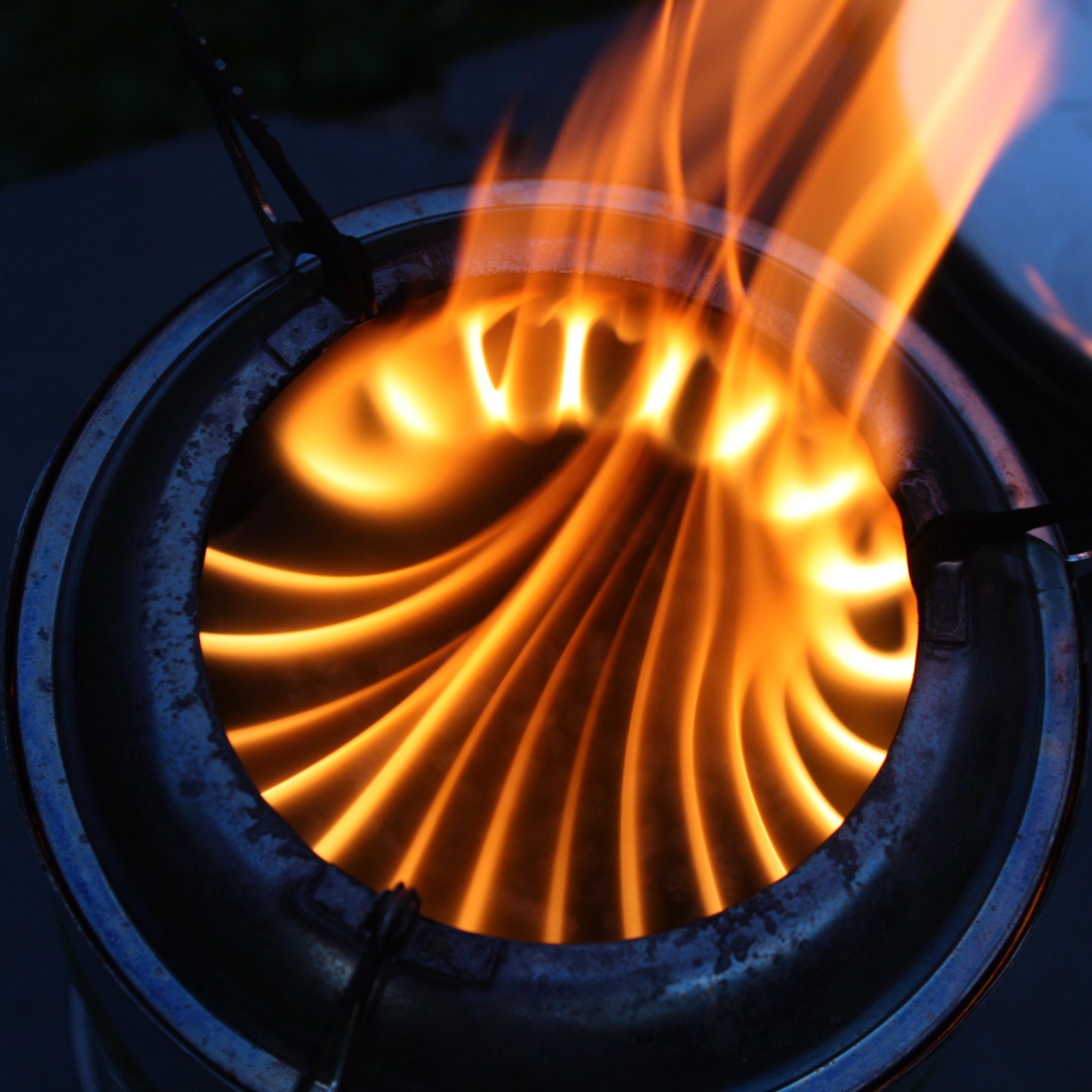 Honey Stove Vargo Titanium And Woodgas Stove For