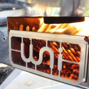 Uuni Pizza Oven Combustion