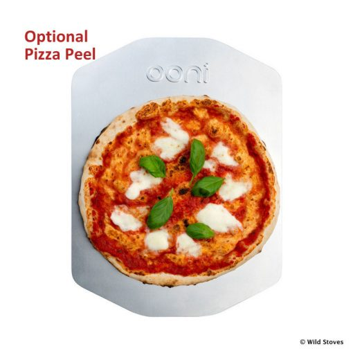 Optional Ooni 3 pizza oven Pizza Peel Standard-001