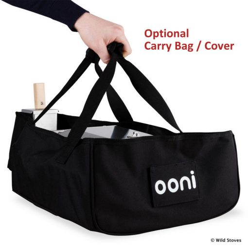 Optional Ooni 3 pizza oven carry bag 2