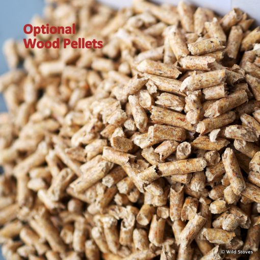 Optional Wood Pellets