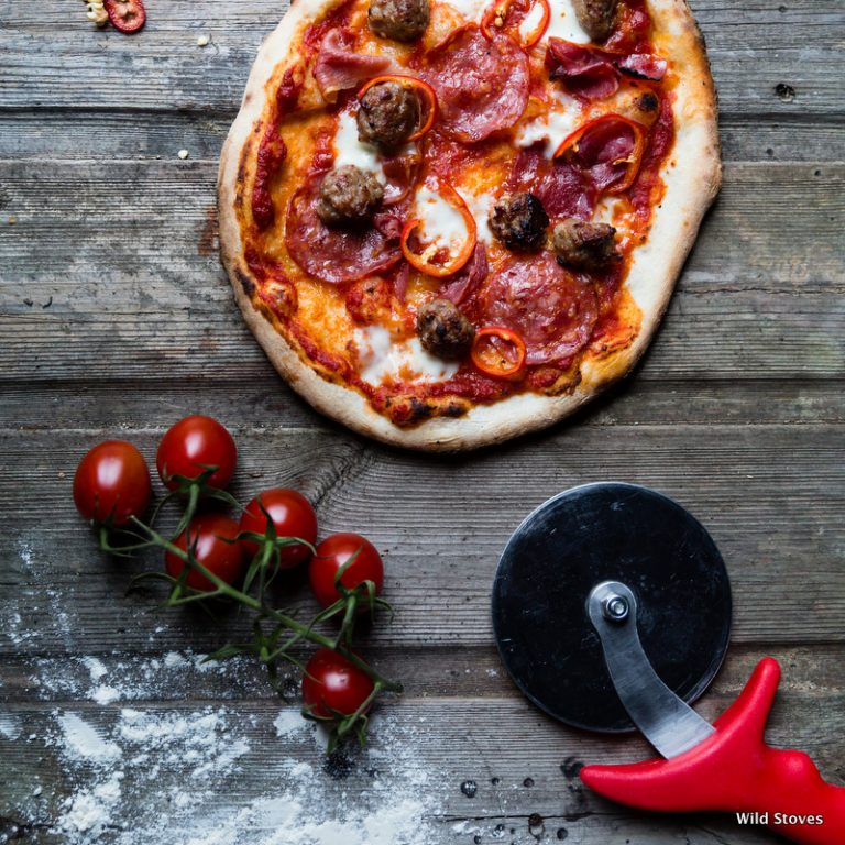 Uuni 2S Pizza Oven Cooked
