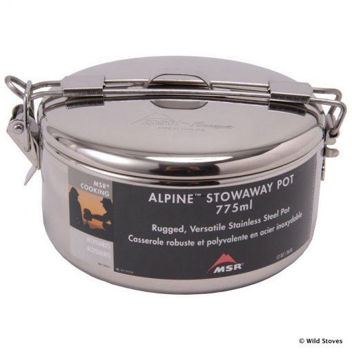 MSR Stowaway 775ml Pot