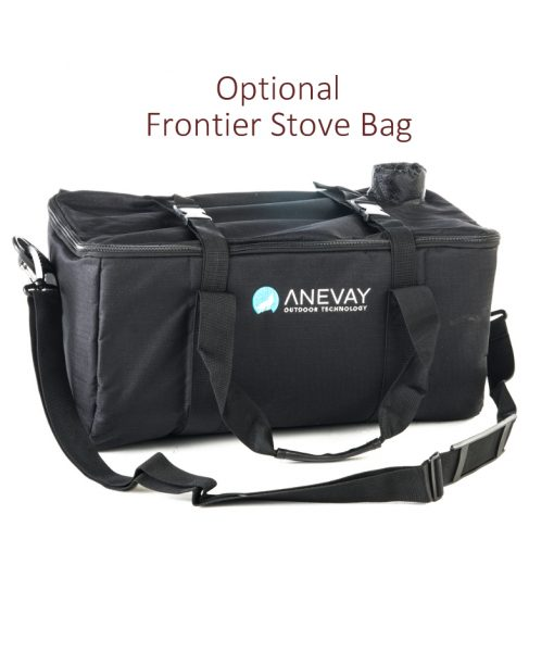 Frontier stove bag