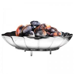 Grilliput fire bowl side
