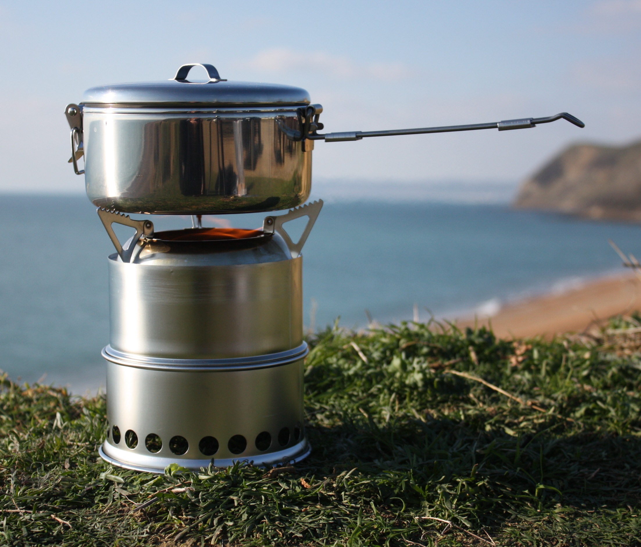 Wild Woodgas Stove - Budget Model - Wild Stoves