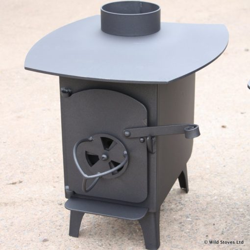 Windy Smithy Louis Stove Front