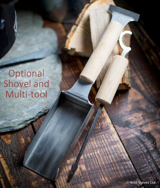 Shovel and multi-tool