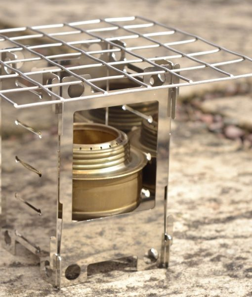 Honey Stove Square, Trangia and Grill