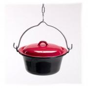 Bonfire Stew Pot