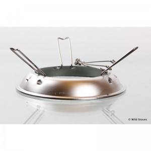 Wild Woodgas Stove MKIIt TOP