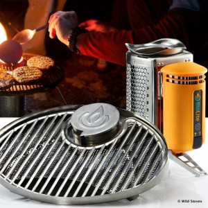 Biolite and grill