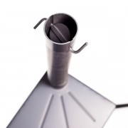 Frontier Stove Baffle