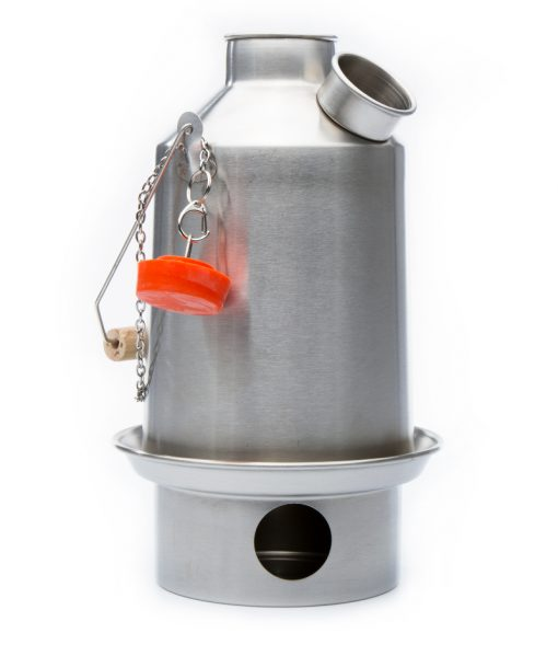 Kelly Kettle Scout Stainless 2