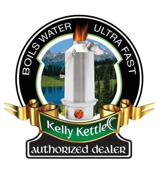 Kelly Kettle Sticker Dealer