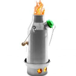 Trekker Kelly Kettle Stainless Steel