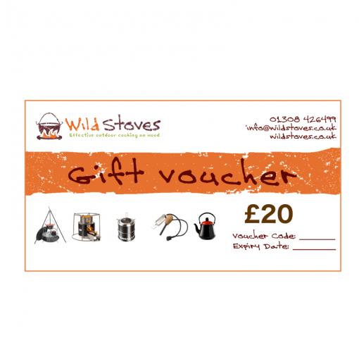 Wild Stoves Gift Voucher