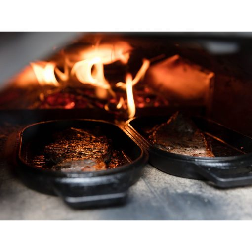 Ooni Sizzler Pan - Fire