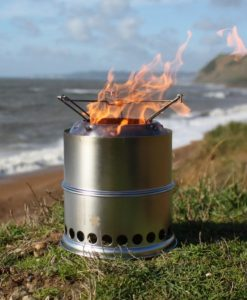 Wild Woodgas Stove MKIIt TALL