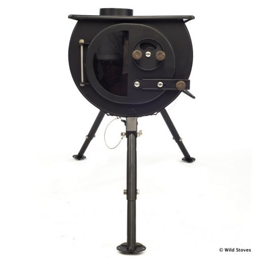 Frontier Plus Stove - Front