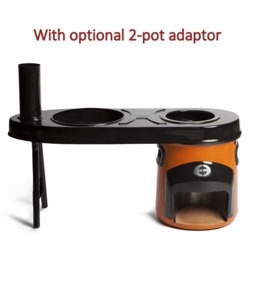 Envirofit Dubbel pot system