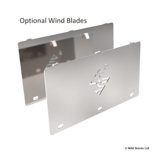 Firewaall wind blades