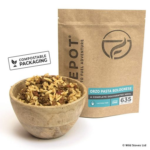 Firepot Food 0008 Orzo Compostable