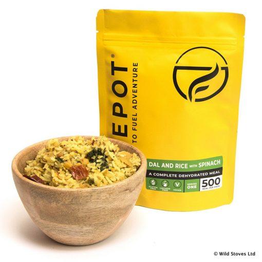 Firepot Food 0019 Dal