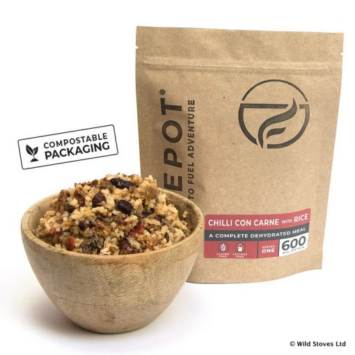 firepot Food 0005 Chilli compostable packaging