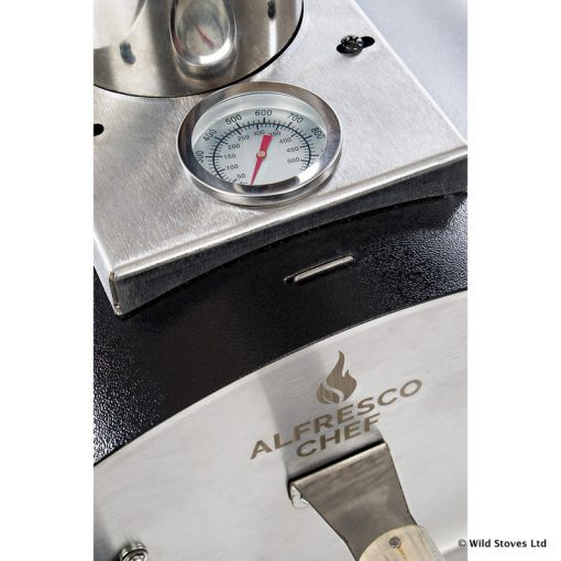 Alfresco Chef Ember Pizza Oven - Thermometer