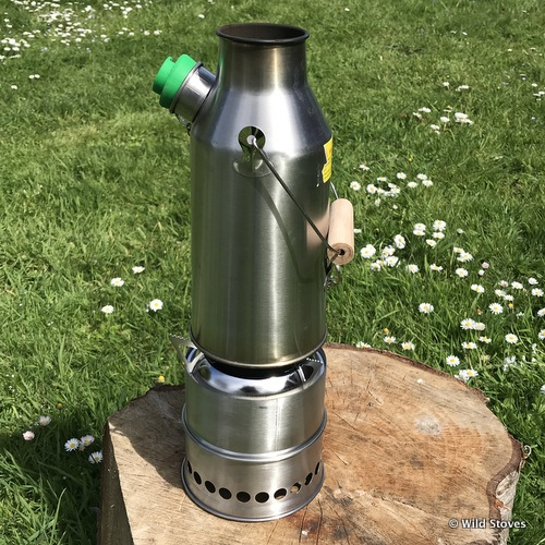 Kelly kettle budget top wild woodgas stove