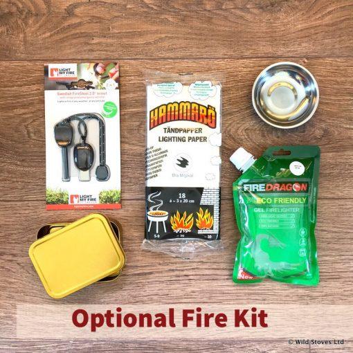 Wild Stoves Grab Bag Fire Kit