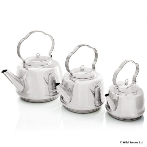 Petromax Campfire Kettles TK1, 2 and 3