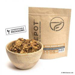 Firepot Posh Baked Beans Compost